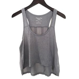 American Eagle happy hour tank